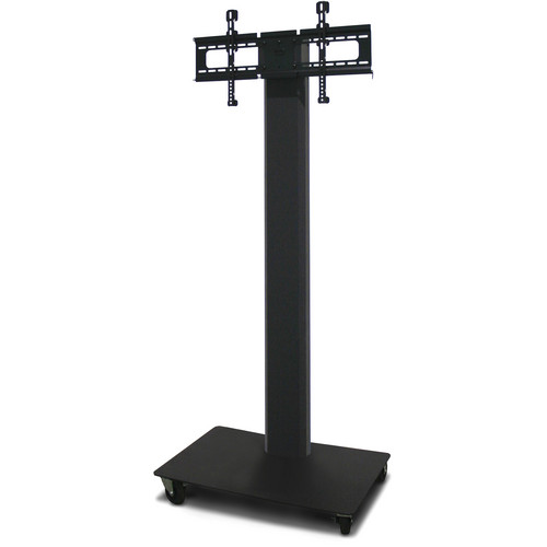 "Marvel 80"" Vizion TV/Monitor Stand and Mount for a 35 to 55"" TV (Charcoal Gray)"