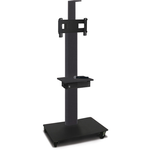 """Marvel 65"""" High Mobile Stand w/Sound System for 26-32"""" Flat Panel Monitor (Powder Coated, Accessory, Cam Shelf)"""