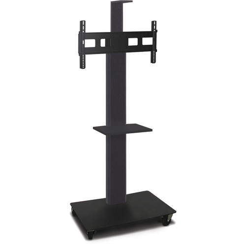 "Marvel 65"" High Mobile Stand for 26-32"" Flat Panel Monitor (Powder Coated, 1 Accessory, 1 Cam Shelf)"
