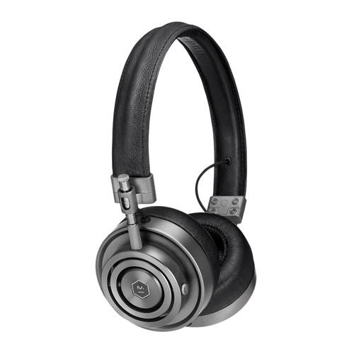Master & Dynamic MH30 Foldable On-Ear Headphones (Gunmetal)