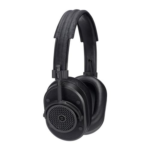Master & Dynamic MH40 Over-Ear Headphones (Black Metal)