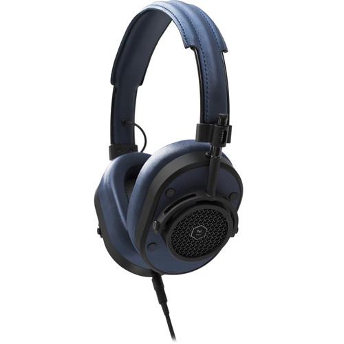 Master & Dynamic MH40 Over-Ear Headphones (Navy/Black)