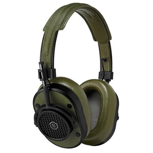 Master & Dynamic MH40 Over-Ear Headphones (Green/Black)