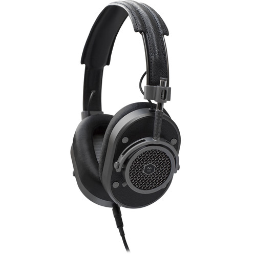 Master & Dynamic MH40 Over-Ear Headphones (Gunmetal)