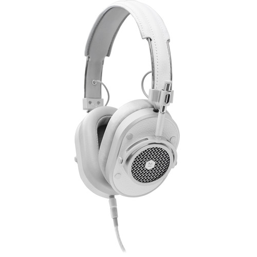 Master & Dynamic MH40S5 Over-Ear Headphones (White)