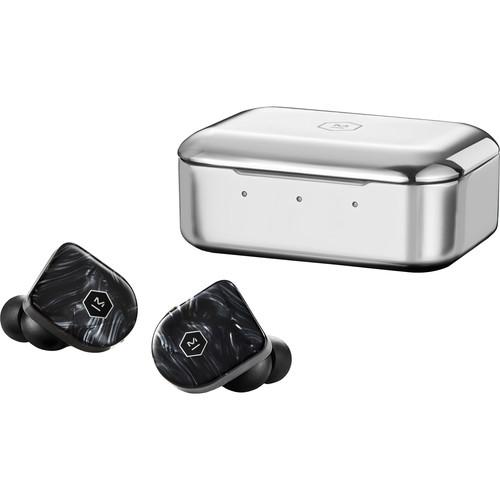 Master & Dynamic MW07 Plus True Wireless In-Ear Headphones (Black Quartz)