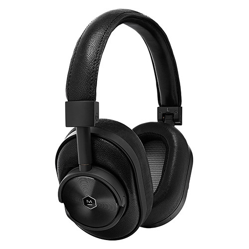 Master & Dynamic MW60 Wireless Over-Ear Headphones (Black)