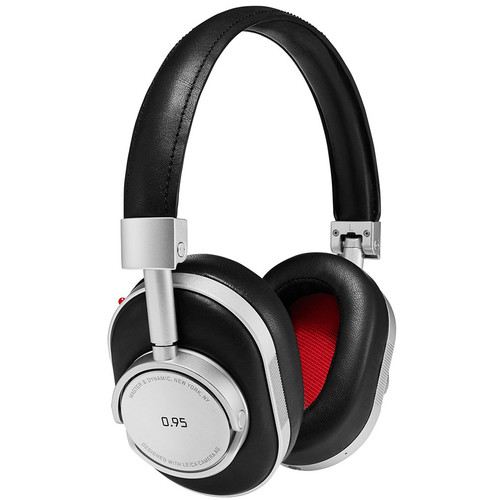 Master & Dynamic MW60 S-95 Leica-Series Wireless Over-Ear Headphones for 0.95 (Black and Silver)