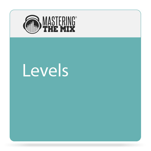 MASTERING THE MIX LEVELS - Mastering and Metering Plug-In (Download)