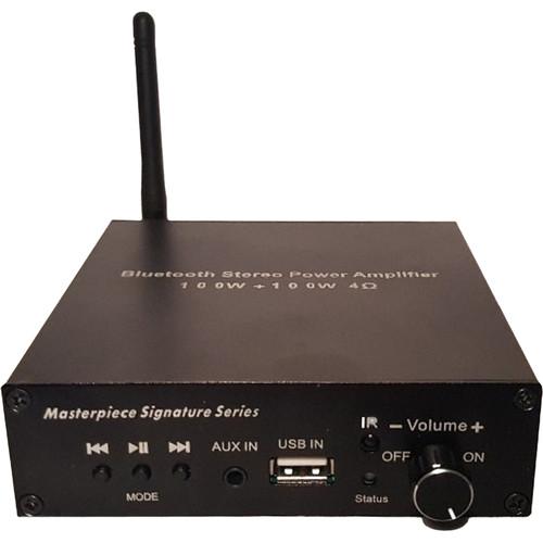 Masterpiece Signature Series MPC-4555 Stereo Receiver (Black)