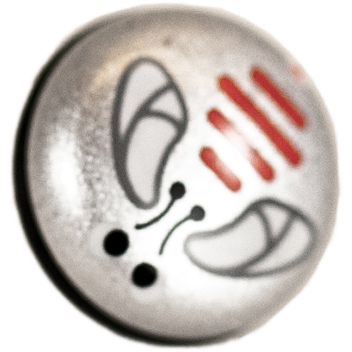 Match Technical BEE-O-S-S Beep Soft Shutter Release Button (O-Ring, Silver, Short)