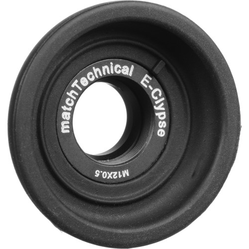 Match Technical 34mm E-Clypse EyeCup for Leica M Cameras