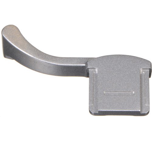 Match Technical EP-2F Thumbs Up Grip for Fujifilm X100F (Silver)