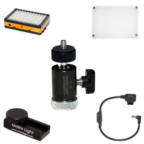 Matrix Light ML-9 LED Light ENG Camera Kit