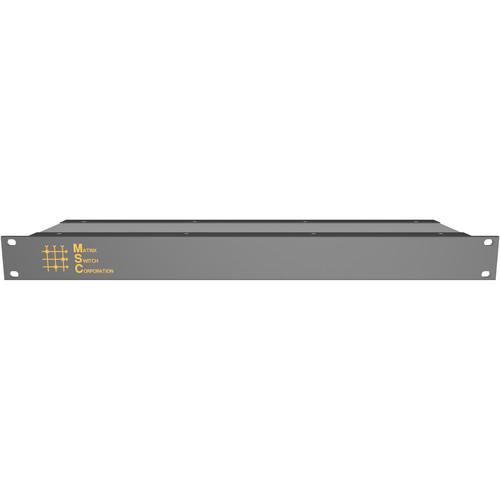 Matrix Switch 16x16 Analog Audio Router