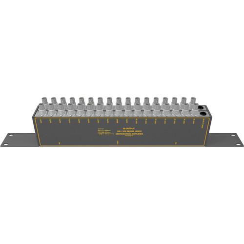 Matrix Switch MSC-HDDA16X2RA HD-SDI/SDI Distribution Amplifier Package