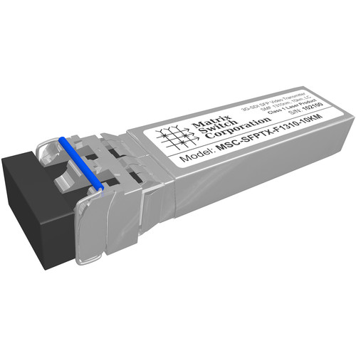 Matrix Switch SDI Fiber Optic SFP Output Module (6.2 miles)