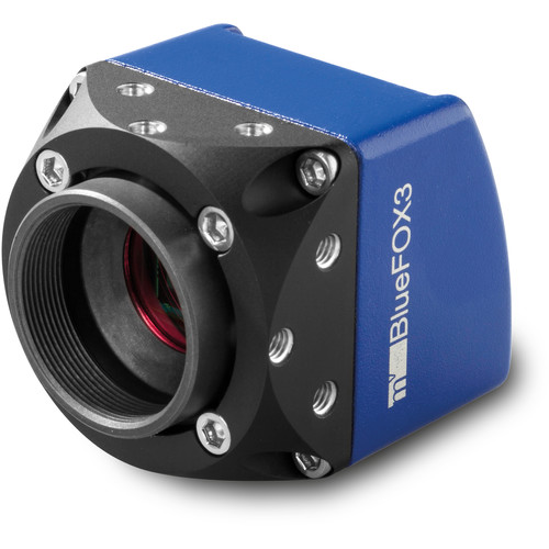 MATRIX VISION BlueFox3 USB3 Vision Camera (8.9MP, 32.2 Hz, Color)