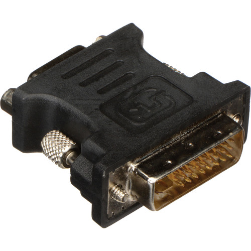 Matrox DVI Male to HD-15 Female VGA Adapter