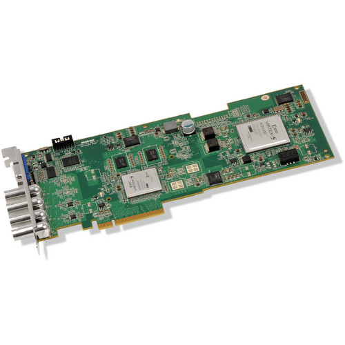 Matrox Multi-Ingest 4-Channel 3G / HD / SD Input Card