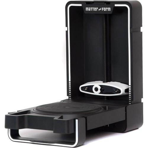 Matter and Form 3D Scanner V2 with +Quickscan