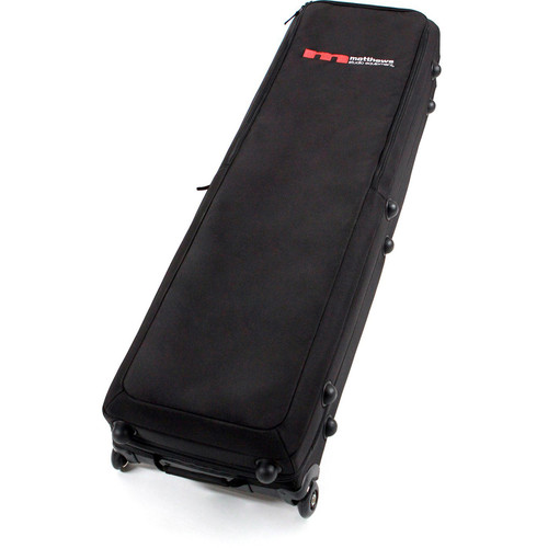 Matthews C-Stand Rolling KitBag for 3 Stands (Black)