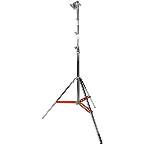 "Matthews Hollywood Triple Riser Stand with 4.5"" Grip Head (15')"