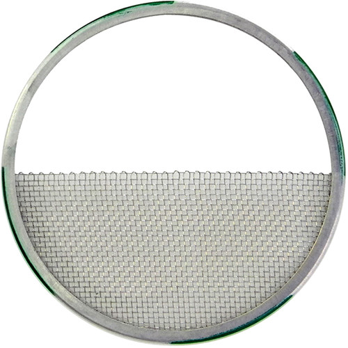 """Matthews Half Single Stainless Steel Wire Diffusion (23-1/2"""", Green/Silver)"""