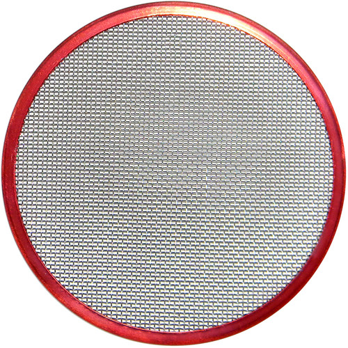 """Matthews Full Double Stainless Steel Wire Diffusion (23 1/2"""", Red)"""
