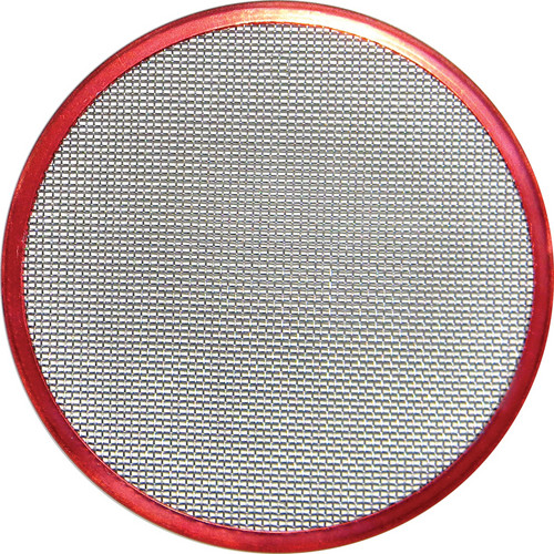 "Matthews 4.25"" Full Double Stainless Wire Diffusion (Red)"