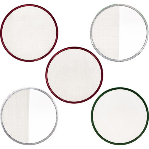 """Matthews Stainless Steel Wire Diffusion Set (Circular, 6-5/8"""")"""