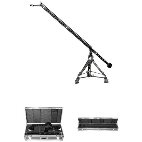 Matthews Dual-Length Intel-A-Jib with Small & Large Cases Kit