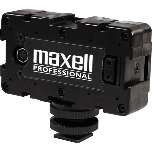 Maxell 3-Way Power Shoe Adapter (BP-U Battery Mount)