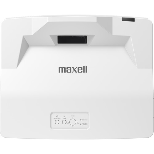 Maxell MP-AW3001 3300-Lumen WXGA Ultra-Short Throw 3LCD Laser Projector