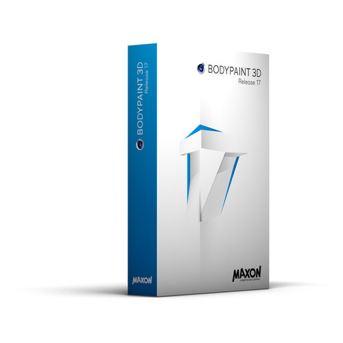 Maxon BodyPaint 3D R17 - Competitive Discount (Download)