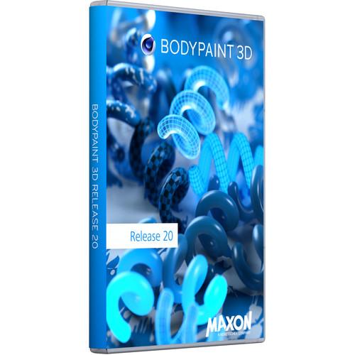 Maxon BodyPaint 3D R20 (Competitive Discount, Download)