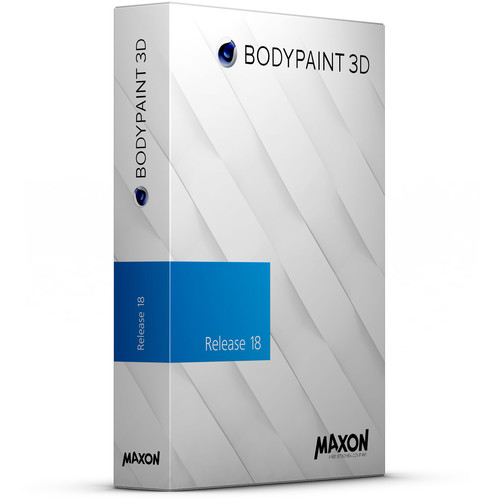 Maxon BodyPaint 3D R18 (Multi-License Discount, Download)