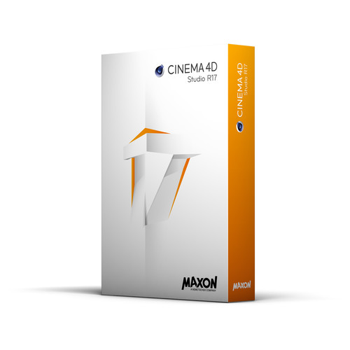 Maxon CINEMA 4D Studio R17 - Lab Seat Service Agreement Bundle (Download)