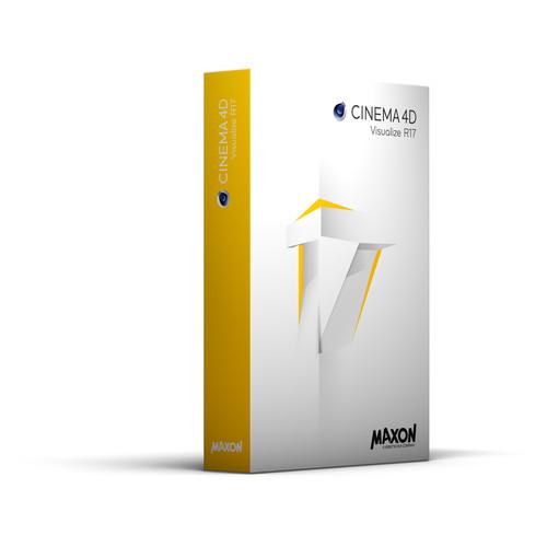 Maxon CINEMA 4D Visualize R17 - Competitive Discount (Download)