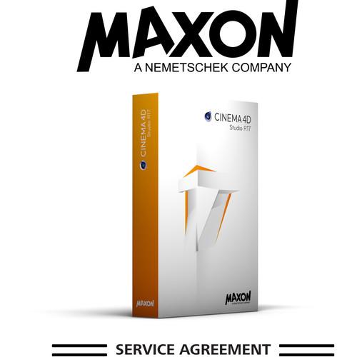 Maxon CINEMA 4D Studio MSA - Annual Maintenance (Download)