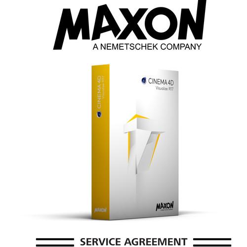 Maxon CINEMA 4D Visualize MSA - Annual Maintenance (Download)