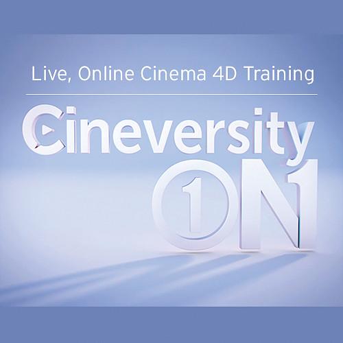 Maxon Live Online Hands-On Training for Cinema 4D