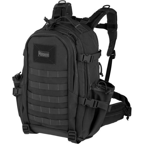 Maxpedition Zafar Internal Frame Backpack (Black)