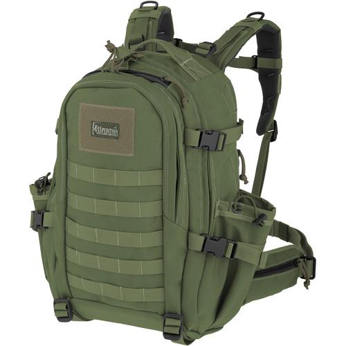 Maxpedition Zafar Internal Frame Backpack (OD Green)