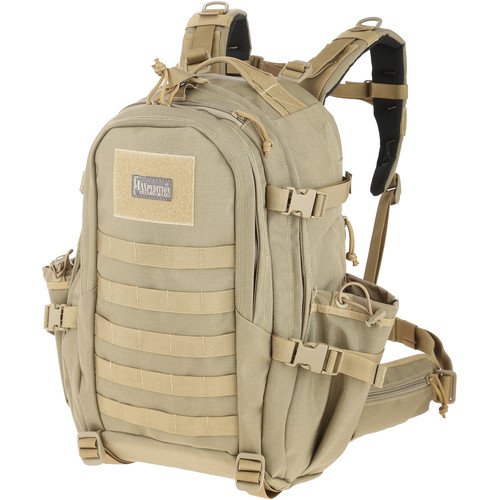 Maxpedition Zafar Internal Frame Backpack (Khaki)