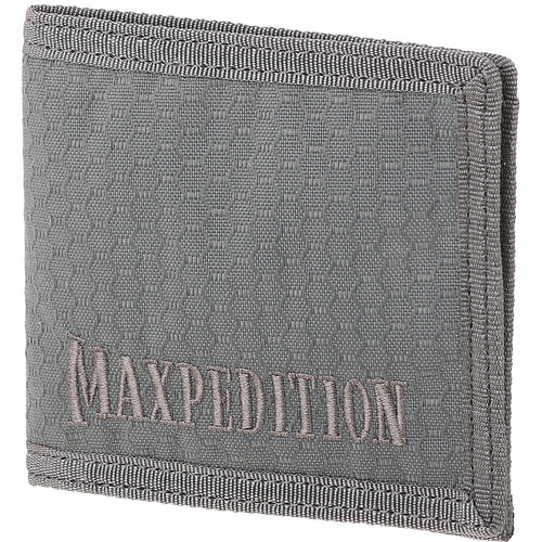 Maxpedition BFW Bi-Fold Wallet (Gray)