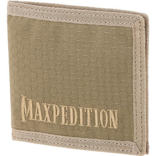 Maxpedition BFW Bi-Fold Wallet (Tan)