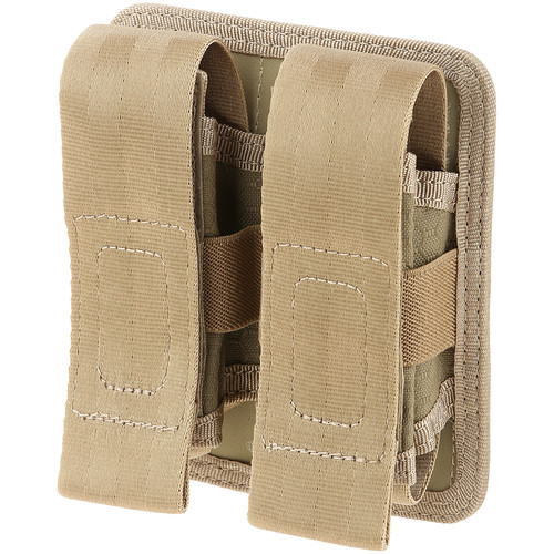 Maxpedition DES Double Sheath Pouch (Tan)