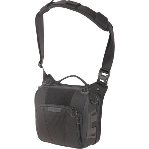 Maxpedition Lochspyr Crossbody Shoulder Bag 5.5L (Black)