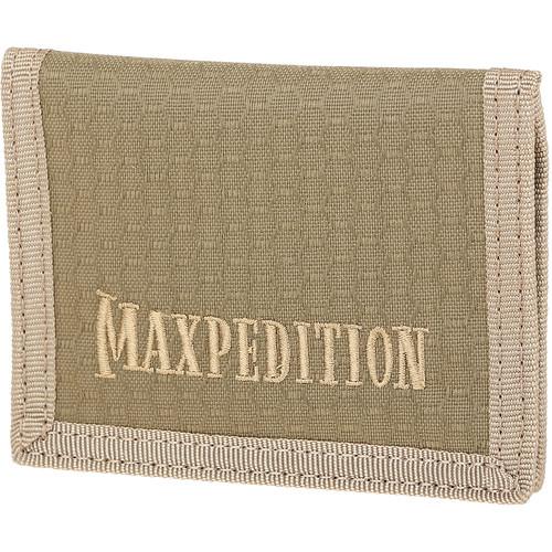 Maxpedition LPW Low Profile Wallet (Tan)